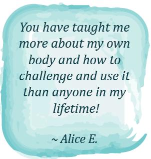 testimonial Alice