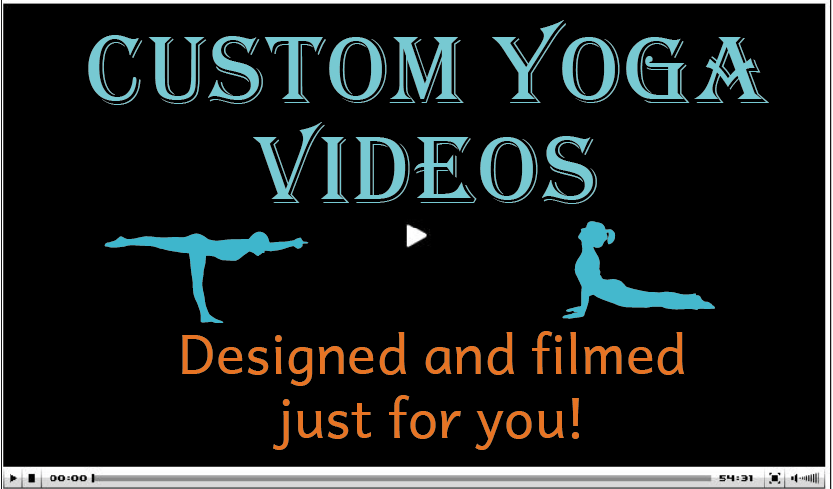 Custom Yoga Videos